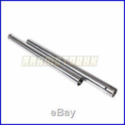 FORK PIPE FOR Yamaha YZF R6 03 04 5SL 43mm Front Fork Inner Tubes x2 #179