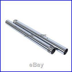 FORK PIPE FOR Yamaha YZF R6 2006 2007 Front Fork Inner Tubes x2 #219