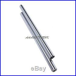 FORK TUBE FOR YAMAHA YZF R15 2014 15 16 33mm Front Fork Inner Tubes x2 #404