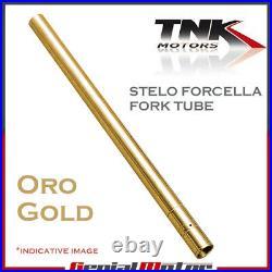 Fork Inner Tube Gold Tnk 43 X 514 Mm Yamaha Yzf-r1 Fg43 Road & Track 1998 2001