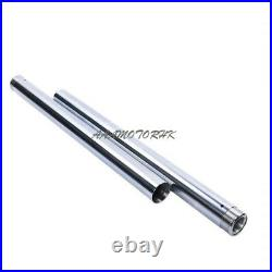 Fork Pipe For YAMAHA FJR1300 2006 2007 2008 2009 Front Fork Inner Tubes x2