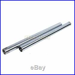 Fork Pipe For YAMAHA FZ07 FZ-07 2015 2016 2017 2018 Front Fork Inner Tubes #370