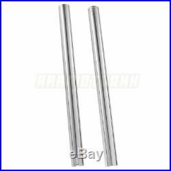 Fork Pipe For YAMAHA FZ6 FZ6N 2004-2007 Front Fork Inner Tubes x2 2005 2006