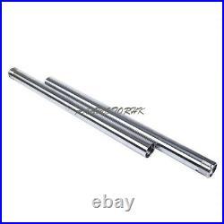 Fork Pipe For YAMAHA FZR400 1WG 38x640mm Front Fork Inner Tubes x2 #67