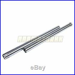 Fork Pipe For YAMAHA FZR 600 1997 1998 1999 38mm Front Fork Inner Tubes x2 #41