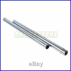 Fork Pipe For YAMAHA SRX400 SRX600 36mm Front Fork Inner Tubes X2 #195