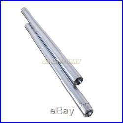 Fork Pipe For YAMAHA SRX400 SRX600 38mm Front Fork Inner Tubes x2 #167