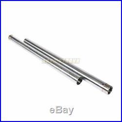 Fork Pipe For YAMAHA XJ6 XJ6F XJ6N XJ6F 2009-2015 Front Fork Inner Tubes x2 #382