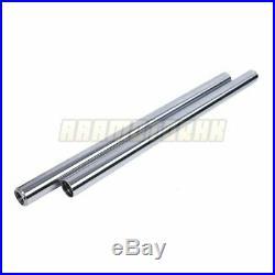 Fork Pipe For YAMAHA XV500 XV535 VIRAGO 36mm Front Fork Inner Tubes x2 #69