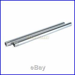 Fork Pipe For YAMAHA XVS650 2001 2002 Drag Star Front Fork Inner Tubes x2