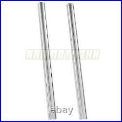 Fork Pipe For Yamaha FZR1000 2GH 1987 1988 41mm Front Fork Inner Tubes