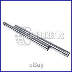 Fork Pipe For Yamaha FZR400 1988 1989 1990 38mm Front Fork Inner Tubes #32