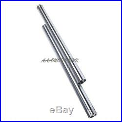 Fork Pipe For Yamaha RD350F 85 35mm Front Fork Inner Tubes x2 #343
