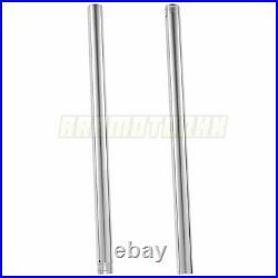 Fork Pipe For Yamaha RZ350RR 1984 35mm Front Fork Inner Tubes x2 #214