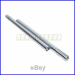 Fork Pipe For Yamaha SR400 SR500 35mm Front Fork Inner Tubes x2 #364