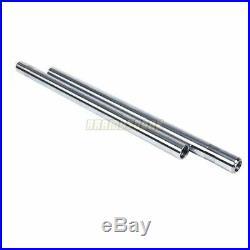 Fork Pipe For Yamaha SR400 SR500 Front Fork Inner Tubes x2 #68