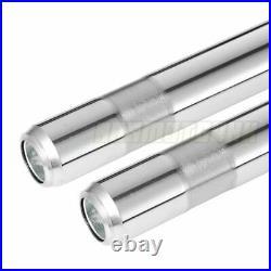 Fork Pipe For Yamaha XS650 1979-1980 Front Fork Inner Tubes x2 #235