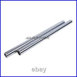 Fork Pipe For Yamaha XV750 VIRAGO 1981 1982 1983 36mm Front Fork Inner Tubes