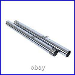 Fork Pipe For Yamaha YZF R6 2012 2013 2014 2015 Front Fork Inner Tubes x2 #333