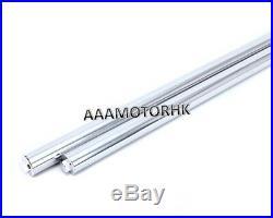 Fork Pipe Front fork inner tubes For YAMAHA FZR250R 2KR 1987 1988