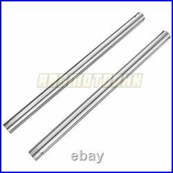Fork Pipes For Yamaha XVS1300CU Stryker 2011-2017 Front Fork Inner Tubes 680mm