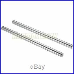 Fork Tube For YAMAHA TW200 TW225 Front Fork Inner Tubes x2 #3