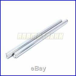 Fork Tube For YAMAHA TZR125 TZR80 Front Fork Inner Tubes x2 #2