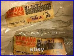 Fork Tubes Tauschrohre Yamaha XJR 1300 5EA-23136-11 5EA-23126-11 NOS