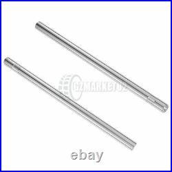Front Brake Suspension Inner Fork Tubes Pipes For Yamaha XS250 XS400 1979-1981
