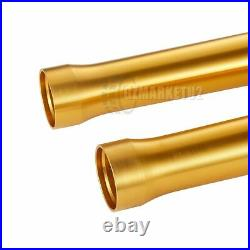 Front Brake Suspension Outer Fork Tubes Pipes For Yamaha YZF R6 2008-2015 Pair
