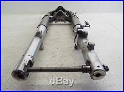 Front Fork Damper Tubes Set Triple Clamp Steering Assmebly Yamaha XVS650 V-Star