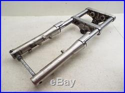 Front Fork Damper Tubes Set Triple Clamp Yamaha XVS1100 V-Star 1100 Custom 99-0