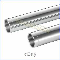 Front Fork Inner Tubes Pipes For Yamaha RD350B 1975 RD350 1973-1974 RD350A 1974