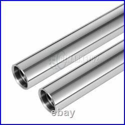 Front Fork Inner Tubes Pipes For Yamaha RD350LC 1982 RD250LC 1981 4L0-23110-00