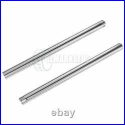 Front Fork Inner Tubes Pipes For Yamaha XJR1300 2002 2003 2004 2005 2006 Pair
