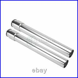 Front Fork Outer Tubes For Yamaha TZR250 3MA 1990 3MA-23136-10-00 450mm Pair
