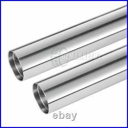 Front Inner Fork Tubes For Yamaha FZR600 1994-1995 41mm YZF600 Thundercat 1995