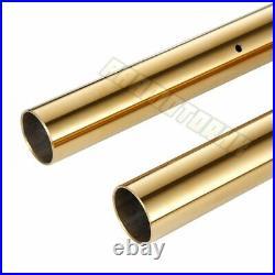 Front Inner Fork Tubes For Yamaha R1 2009-2014 10 14B-23120-0000 14B-23110-0000