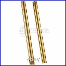 Front Inner Fork Tubes For Yamaha R1 2009-2014 14B-23120-0000 14B-23110-0000