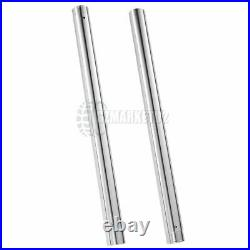 Front Suspension Inner Fork Tubes Pipes For YAMAHA FZ6 FAZER S2 FZ6N 2007-2009