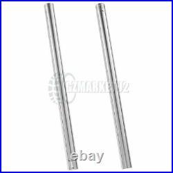 Front Suspension Inner Fork Tubes Pipes For Yamaha SRX400 3VN SRX600 3SX 1996