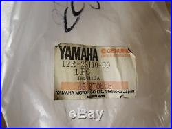 Genuine Yamaha Front Fork Inner Tube Stanchion 12R-23110-00 XS400 XS400R 82 83