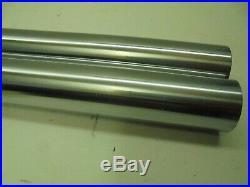 Genuine Yamaha Rd200 Inner Tube Forks Stanchions 535-23124-00 (v5) Pair