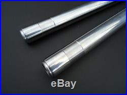 NEW Yamaha RD250lc Fork Tubes Pair (2) Stanchions Chrome RD250 LC 4L1 4L0