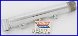 NOS Genuine 67-69 Yamaha YR1 YR2 R3 Lower OUTER Fork TUBE Part OEM 168-23136-01