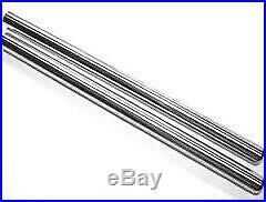 New 1977 Yamaha Rd400 Inner Fork Tubes. Set Of 2