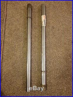 Nos Genuine Yamaha Sr125 Front Fork Inner Tube 3mw-23110-10