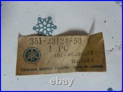 Nos Yamaha Rd250/350 Front Fork Tube Set 1973-74 Circa P/n 351-23124-50-00