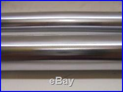 Nos Yamaha Rs125 Rs100 Hs1 Ls2 Fork Inner Tube Stanchion 241-23124-40 (v1) Pair