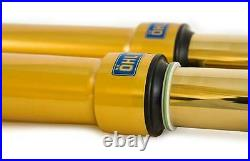 Ohlins FGRT 200 Series Front Forks Yamaha YZF R1 R1M R1S 2015-21 & YZF R6 17-21